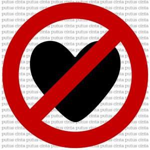gejala putus cinta