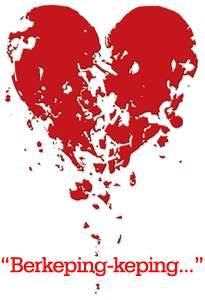 hati pecah putus cinta